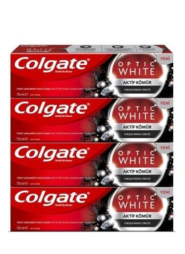 Colgate Optic White Aktif Kömür Yumuşak Mi,RNKSZ Renksiz